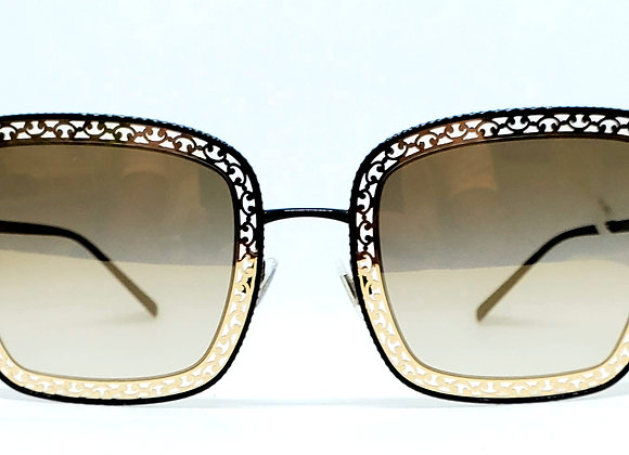 Dolce & Gabbana DG2225 Sunglasses Gold/Black