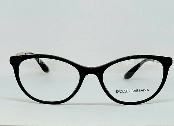 Dolce & Gabbana DG3310 501 Frames Gold/Black
