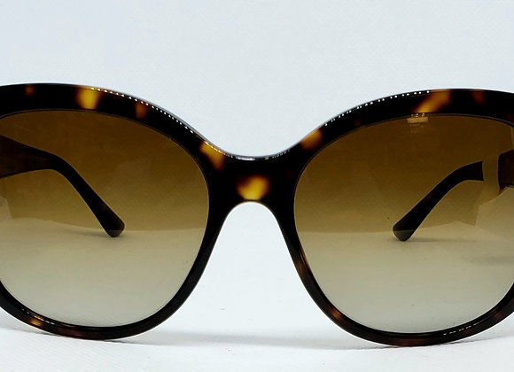 Bulgari 8180B Sunglasses Tortoiseshell/Brown Gradient
