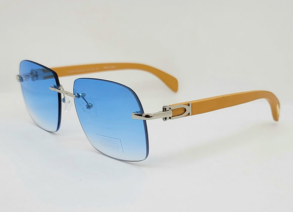 Porta Romana 1974 blue lenses