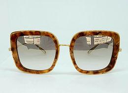 Chopard SCHC261 Sunglasses Tortoiseshell/Gold
