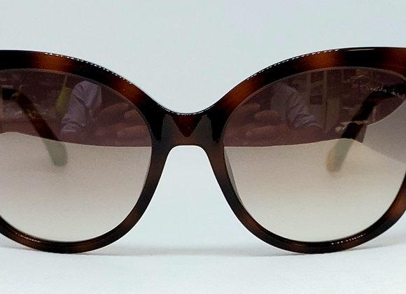 Roberto Cavalli Montaione 1081-52F Sunglasses Tortoiseshell/Smoke