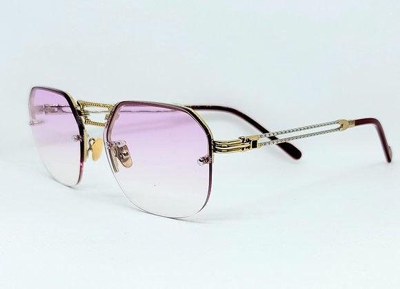 PORTA ROMANA  MODEL 1012 gradient pink lenses
