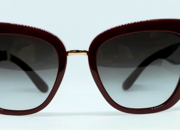 Dolce & Gabbana DG4296 G Sunglasses Burgundy