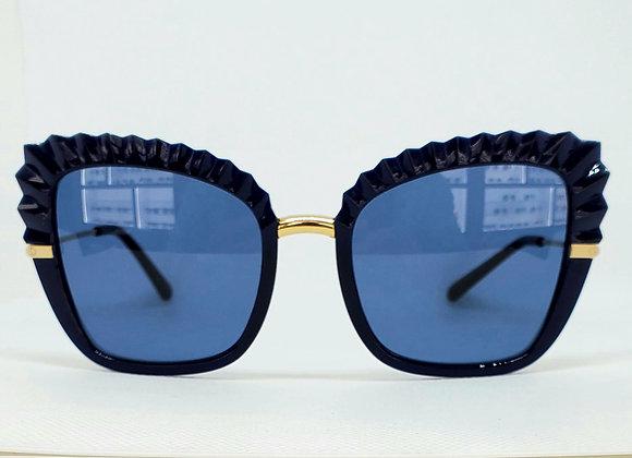Dolce & Gabbana DG6131 309480 Sunglasses Black/Blue