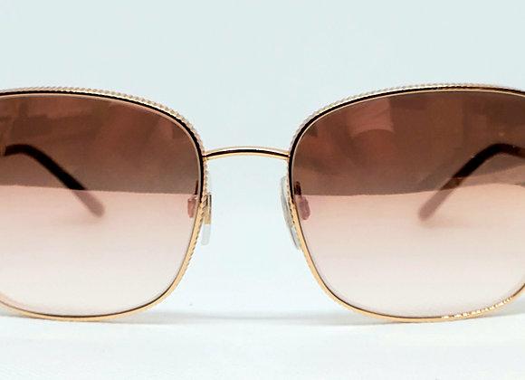 Dolce & Gabbana DG2223 Sunglasses Rose Gold