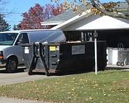 Dumpster rental near Grand Rapids, MI