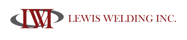 Lewis Welding official logo