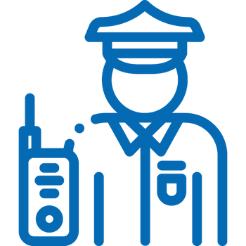 UNIFORMED SECURITY icon