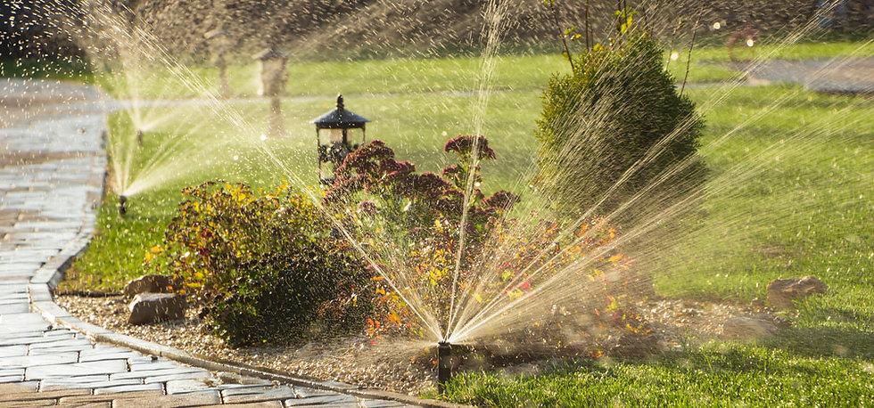 West Ottawa Sprinkling Holland Lawn Maintenance