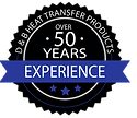 Heat Transfer 50 years badge