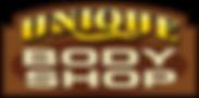 Unique Body Shop Logo