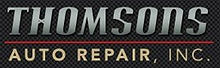 Thomson Auto Repair Logo