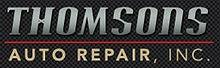 Thomson Auto Repair Logo
