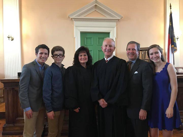 NC Supreme Court Justice Paul Martin New