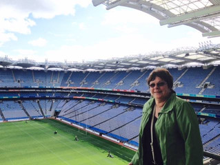 Philadelphia GAA Elects First Woman Honorary Chair!