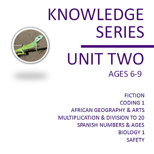 Knowledge Series Unit Two
