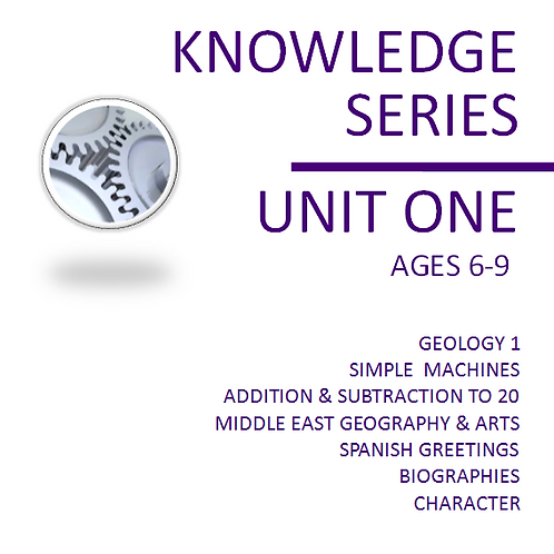 Knowledge Series Unit One