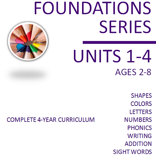 Foundations Series Complete