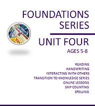 Foundations Unit 4
