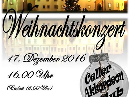 Das traditionelle Weihnachtskonzert in der Garnison-Kirche Celle