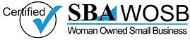 SBA Certified WOSB