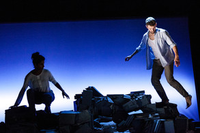 THE EDGE by Douglas Rintoul - Transport Theatre & New Wolsey Theatre 2016