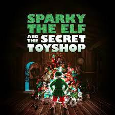 Sparky The Elf & the Secret Toyshop by Douglas Rintoul | QTH