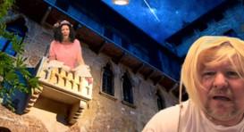 Sharon 'n' Barry do 'Romeo & Juliet'