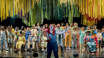 AS YOU LIKE IT - National Theatre Public Acts & QTH 2019