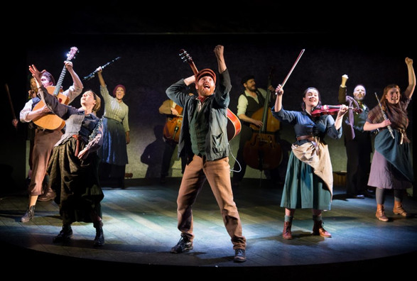 THE HIRED MAN - UK Tour 2019