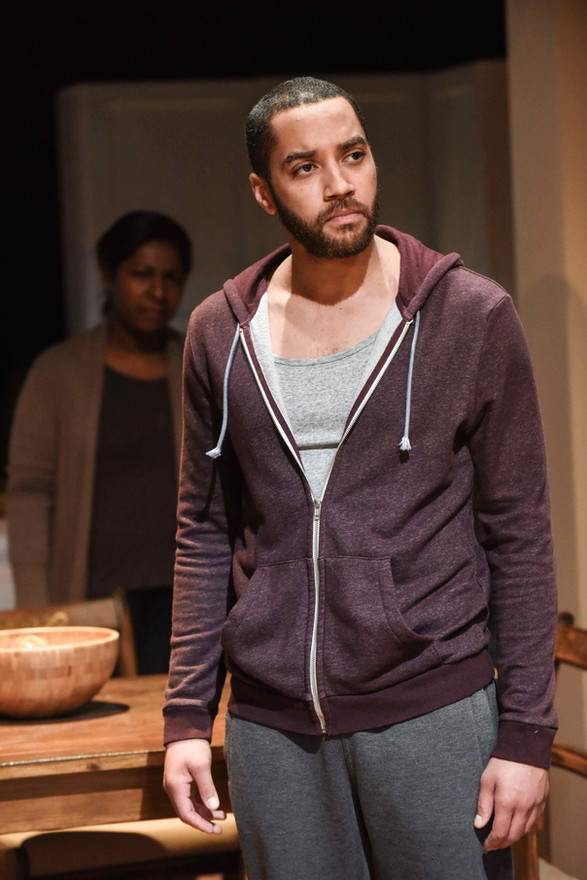 STATE RED - Hampstead Theatre 2015
