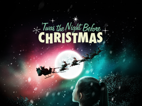 'Twas The Night Before Christmas by Douglas Rintoul | QTH