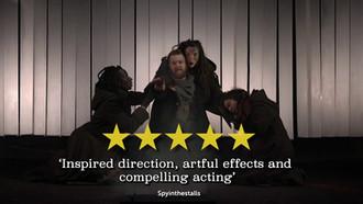 MACBETH - QTH & Derby Theatre 2019