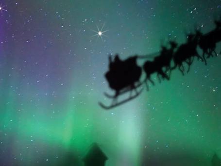 'Twas The Night Before Christmas by Douglas Rintoul | Unicorn Theatre