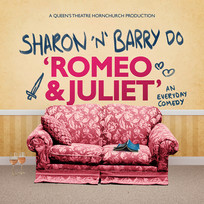 SHARON 'N' BARRY DO 'ROMEO & JULIET' by Douglas Rintoul - live stream QTH 2021