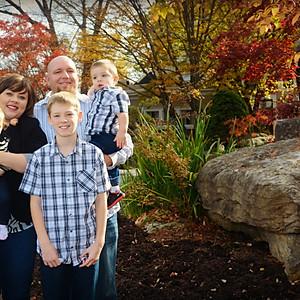 Torreyson & Roberts Family