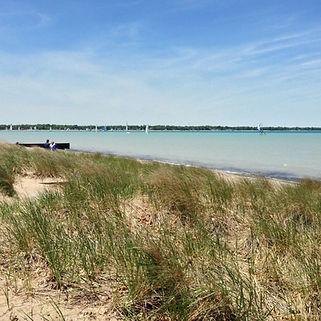 Lake Huron Beach