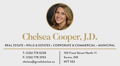 Chelsea Cooper