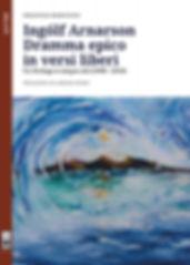 """Cover di """"Ingólf Arnarson - Dramma epico in versi liberi"""" di Emanuele Marcuccio"""