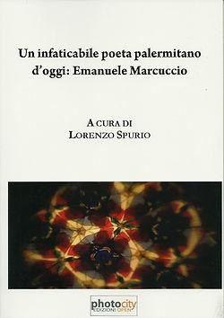 """Cover di """"Un infaticabile poeta palermitano d'oggi..."""" di Lorenzo Spurio"""