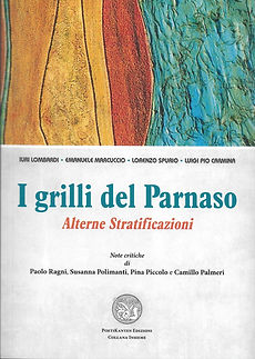 "Cover de ""I grilli del Parnaso""_Visione_Emanuele Marcuccio"