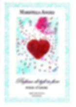 """Cover di """"Profumo di tigli in fiore"""", silloge di poesia di Maristella Angeli"""