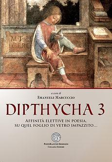 Cover di Dipthycha 3_Emanuele Marcuccio