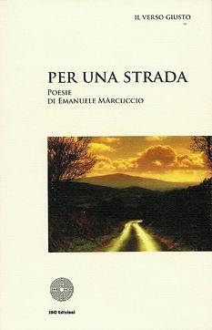 """Cover di """"Per una strada"""" di Emanuele Marcuccio"""