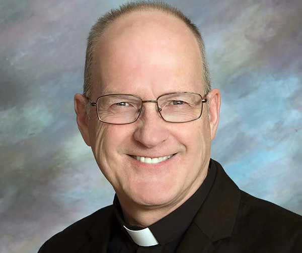 Rev. Michel Mulloy (Source: Diocese of Duluth)