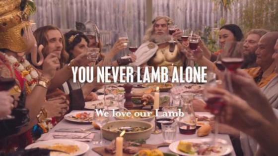 Australian Ad For Lamb Angers Hindus For Depicting Ganesha Eating Meat