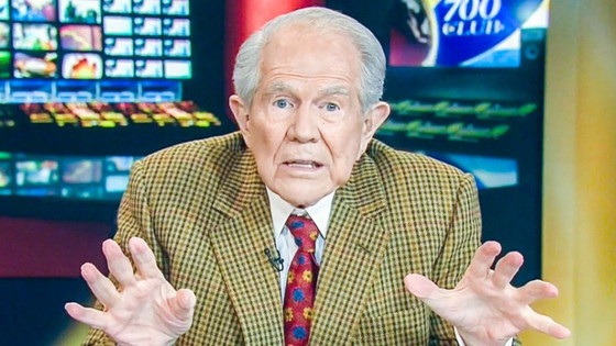 Pat Robertson Recovering After A Stroke