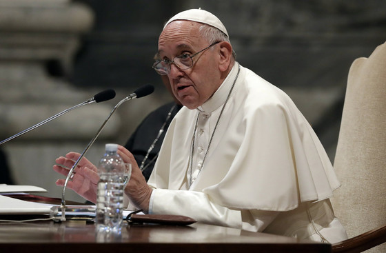 Pope Francis Removes 'Pontifical Secrecy' From Sexual Abuse Cases