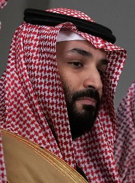 Saudi Arabian Crown Prince Mohammed bin Salman (Alex Wong/Getty Images)
